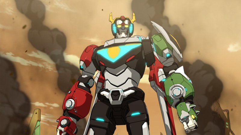 Voltron Legendary Defender Season 5 Trailer Released