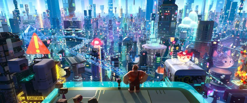 Upcoming Animated Movies: Wreck-It Ralph 2