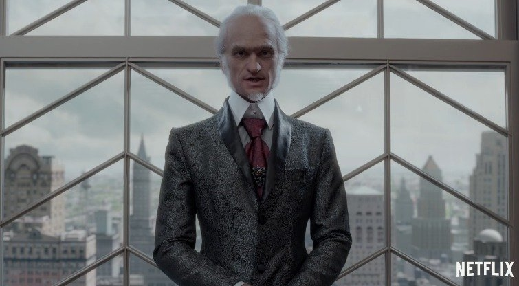 Count Olaf's Disguises Revealed in A Series of Unfortunate Events Video