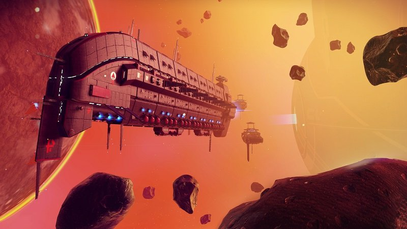 No Man's Sky is getting a big free expansion this summer