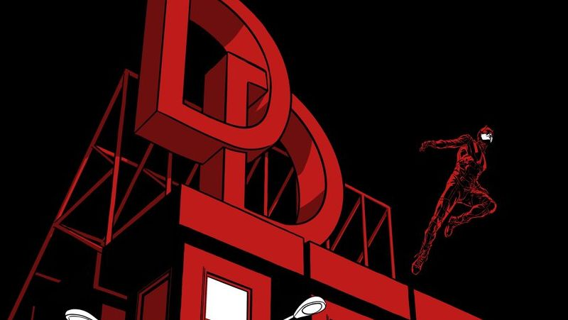 First Daredevil Season 3 Art Shows a Leap of Faith