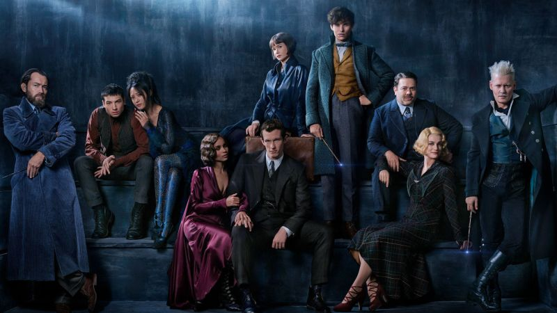 Get Your Wands Ready! The Fantastic Beasts 2 Trailer Tease Arrives