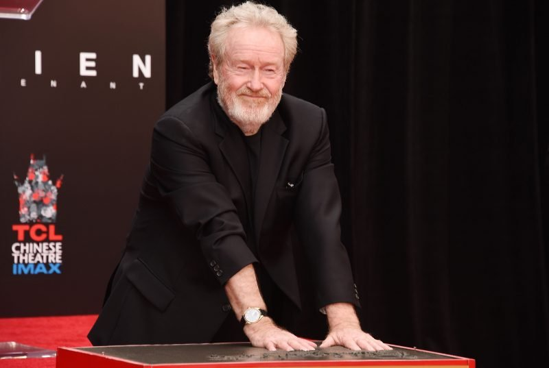 Ridley Scott in Talks to Direct 'Queen and Country' at Fox