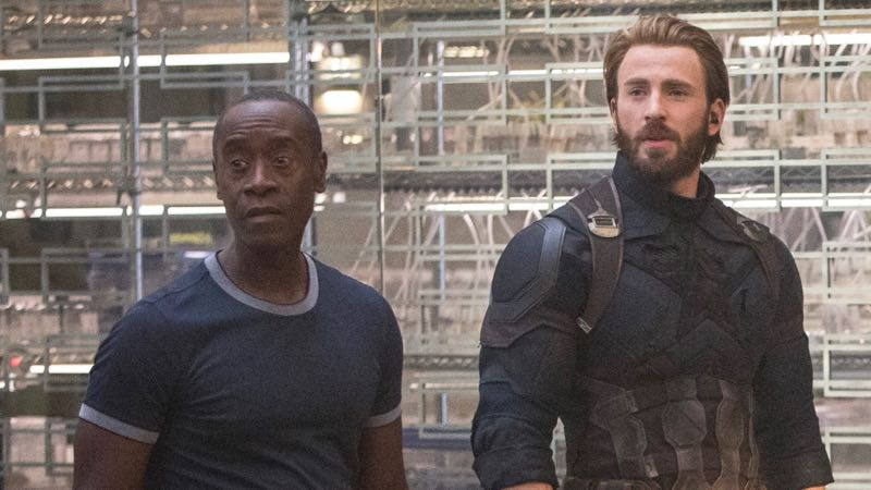 Avengers: War Machine In Over His Head, According To Don Cheadle