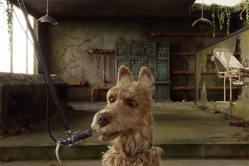 Watch Isle of Dogs Cast Interviews in Stop-Motion