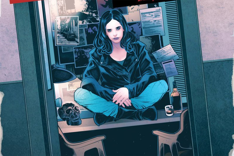 Jessica Jones Season 2 Episode Titles Revealed in New Pulp Covers