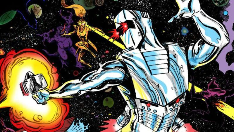Ready Player One's Zak Penn to Adapt ROM: Spaceknight