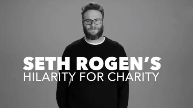 Seth Rogen's Hilarity for Charity Announces All-Star Cast