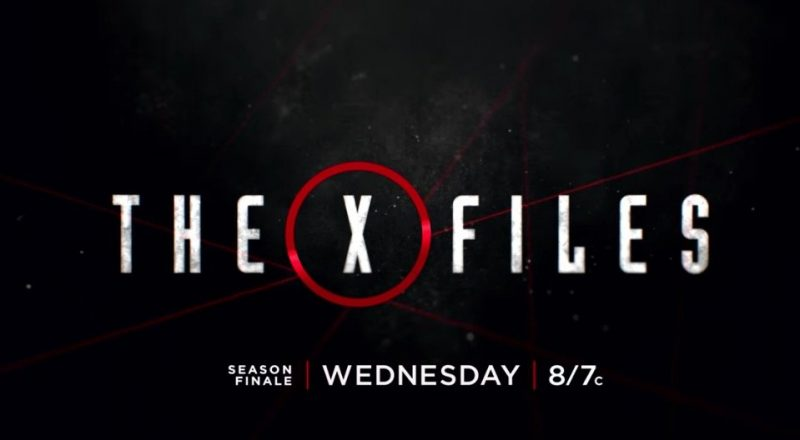 Watch the Trailer for the Season Finale of The X-Files Season 11