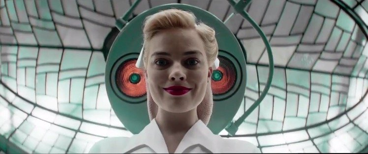 Check out the brand new trailer for Terminal starring Margot Robbie and Simon Pegg
