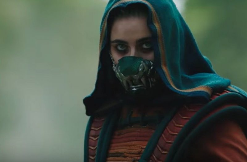 Check out a behind-the-scenes video for season 3 of AMC's Into the Badlands