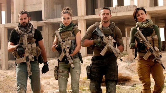 Cinemax's Strike Back Reveals Premiere Date for Season 6