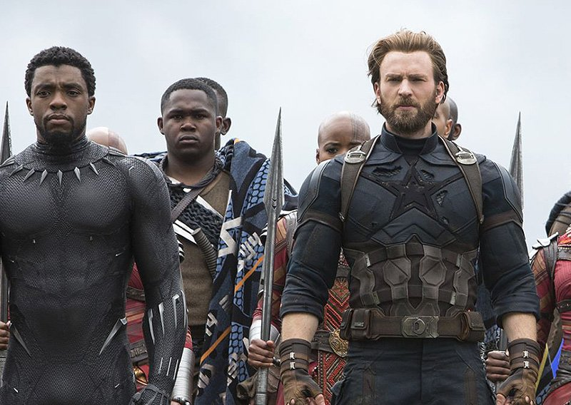 Cap and Panther Unite in New Avengers: Infinity War Photo
