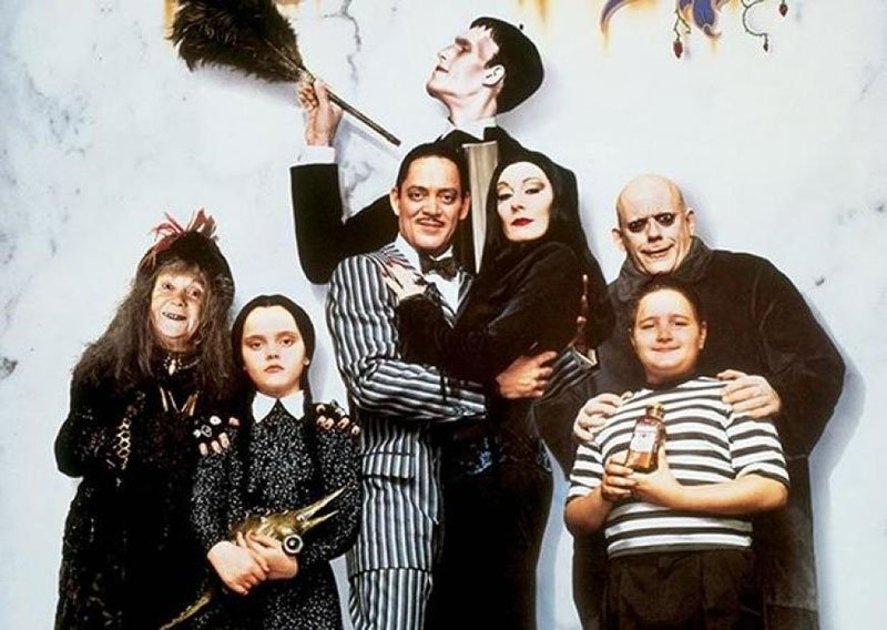 Upcoming Animated Movies: The Addams Family