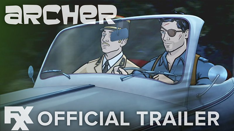 Archer Season 9 Official Trailer Released!