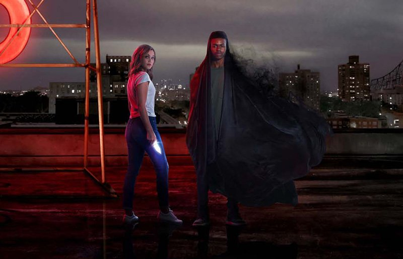 Freeform Debuts the New Marvel's Cloak & Dagger Trailer