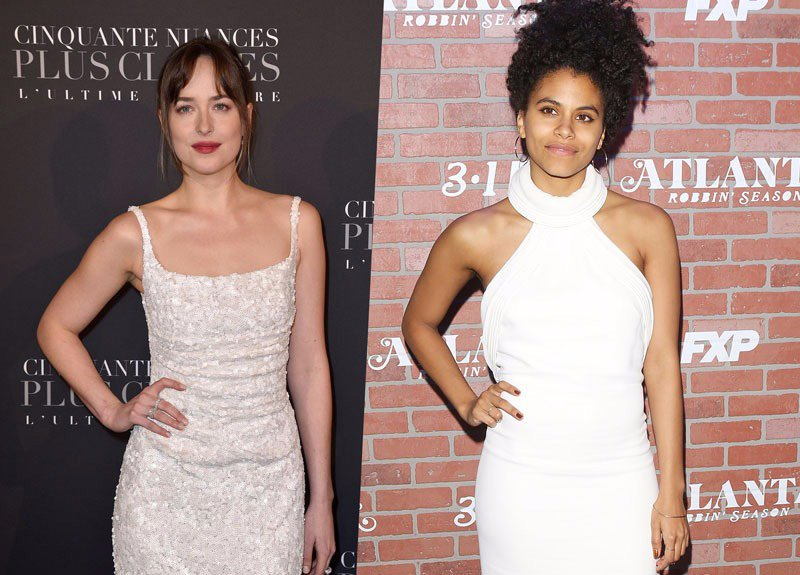 Zazie Beetz and Dakota Johnson Cast in Annapurna Thriller