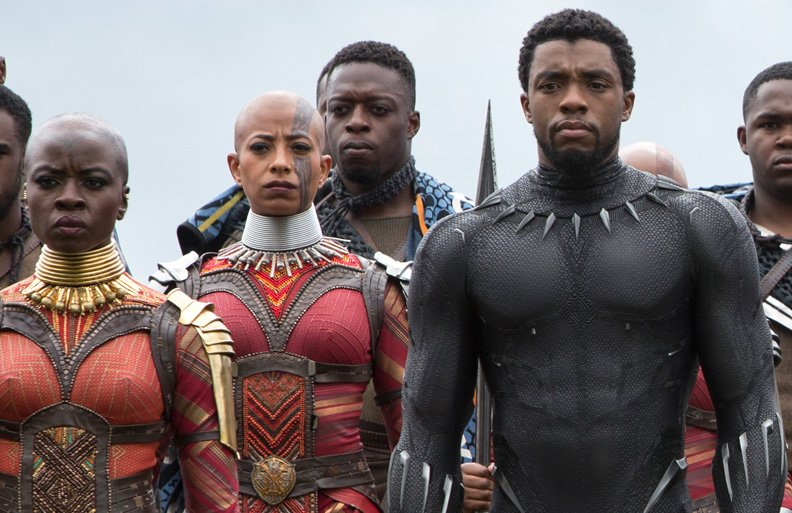 Danai Gurira on Okoye's Reaction to The Avengers in Infinity War