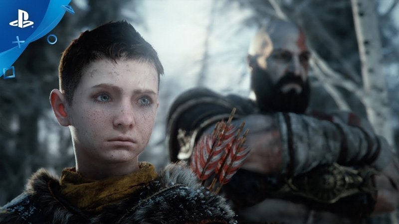 God of War sales hit 3.1 million in just three days