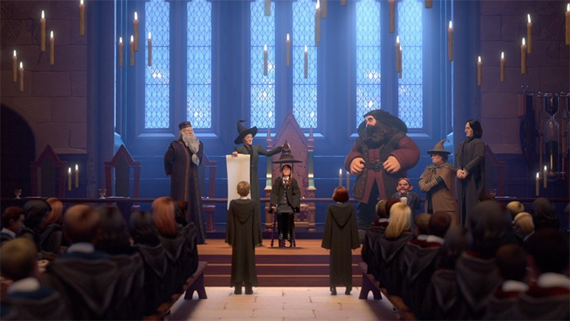 New Trailer for Harry Potter: Hogwarts Mystery Released