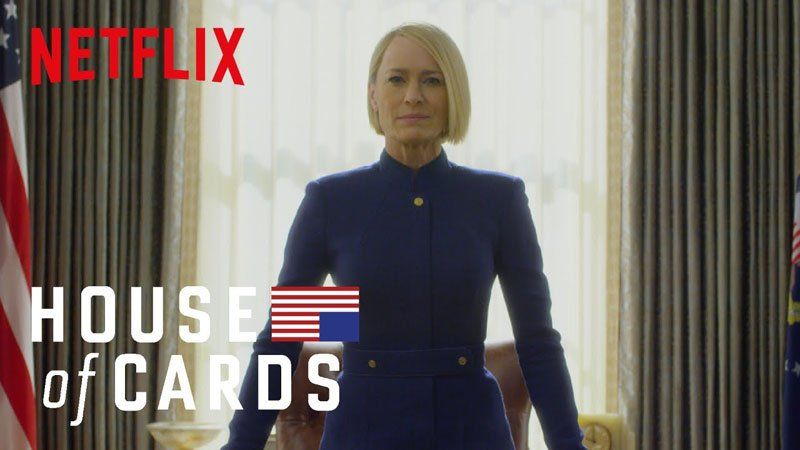 The First House of Cards Season 6 Trailer!