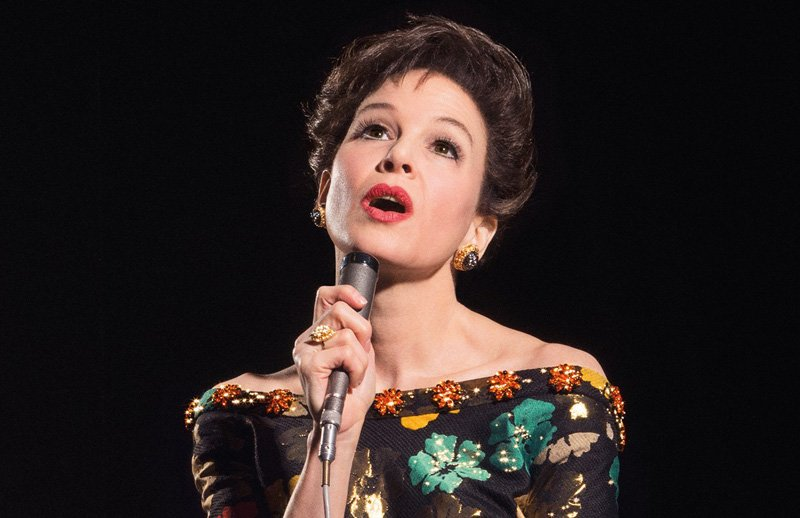 Renée Zellweger looks unrecognisable as Judy Garland in new biopic
