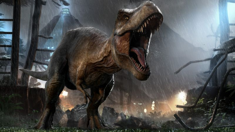 Jurassic World Evolution Release Date Announced, New Trailer Debuts