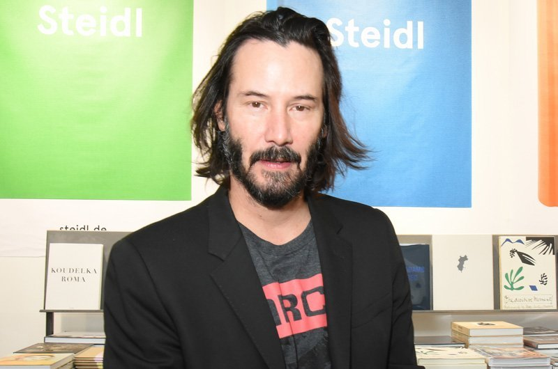 Netflix Superhero Film Past Midnight to Star Keanu Reeves