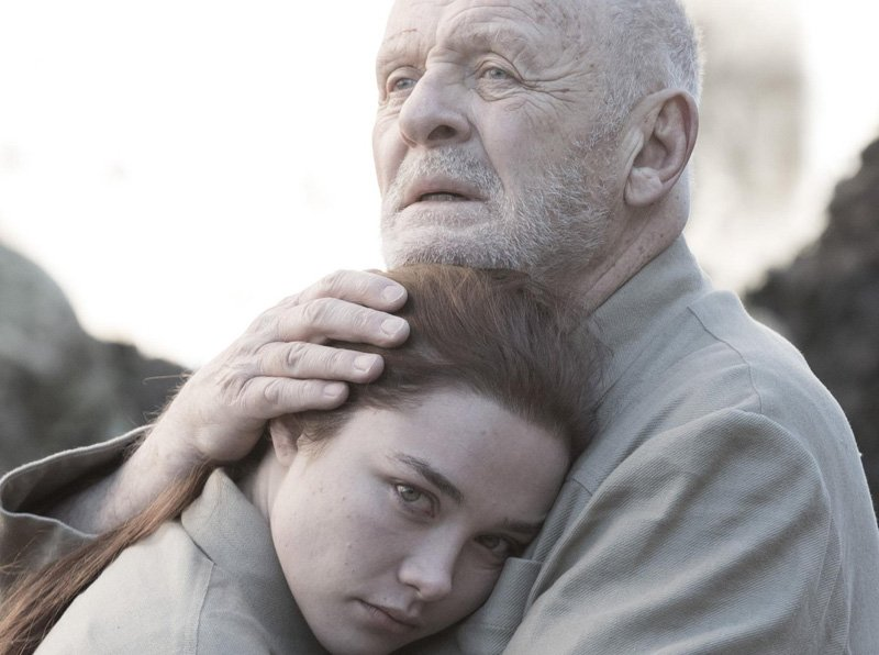 Get a First Look of Anthony Hopkins as King Lear