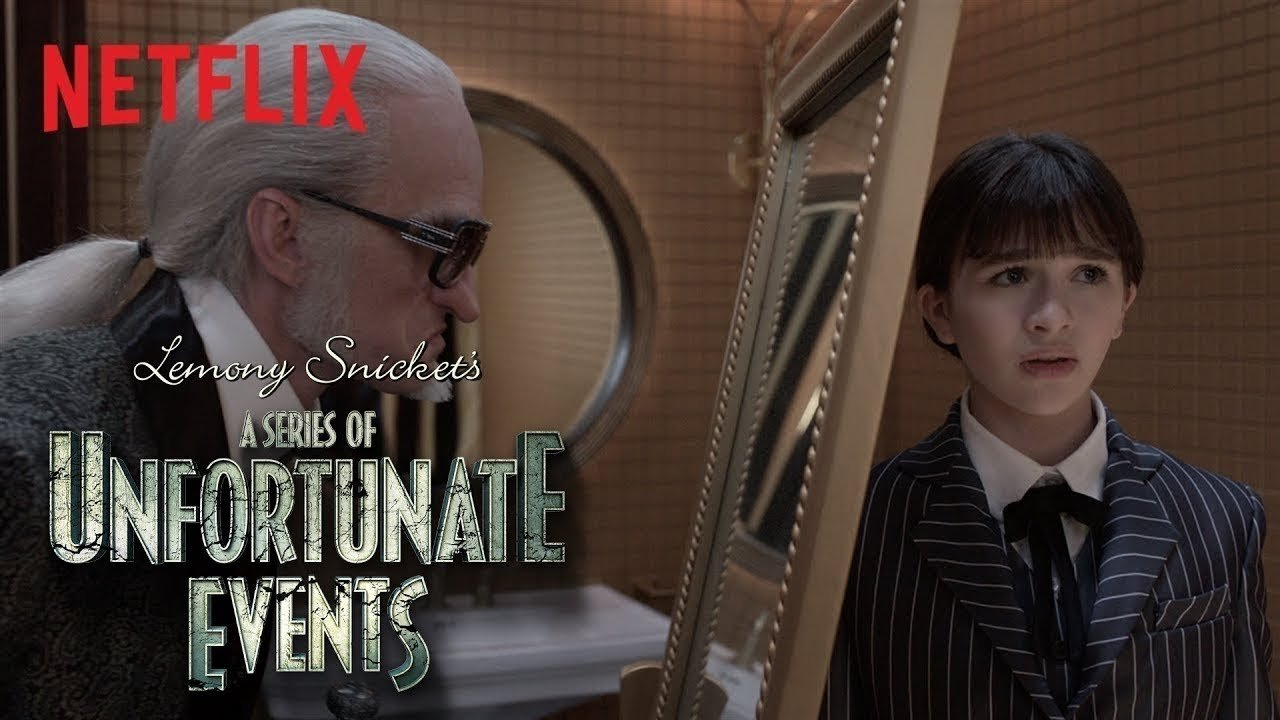 Go Behind the Scenes of A Series of Unfortunate Events Season 2