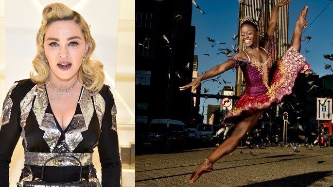Madonna to Direct Michaela DePrince's Memoir Taking Flight