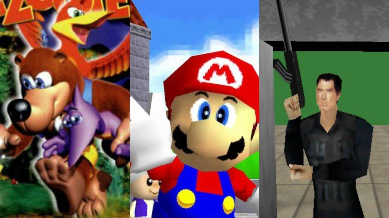 Top Ten N64 Remasters We Want to See