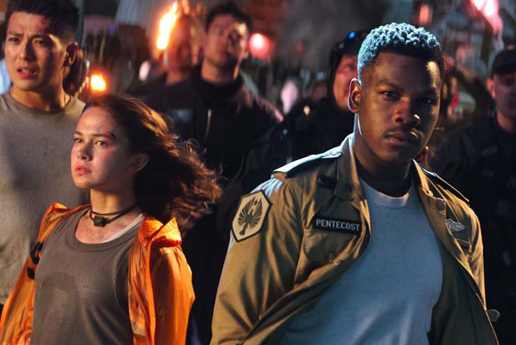 Interviews with the Pacific Rim Uprising Cast!
