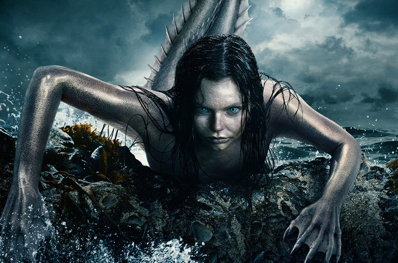 Freeform Previews the New Series Siren at WonderCon 2018