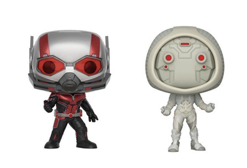 Ant Man And The Wasp Funko Pop Figures Get Small