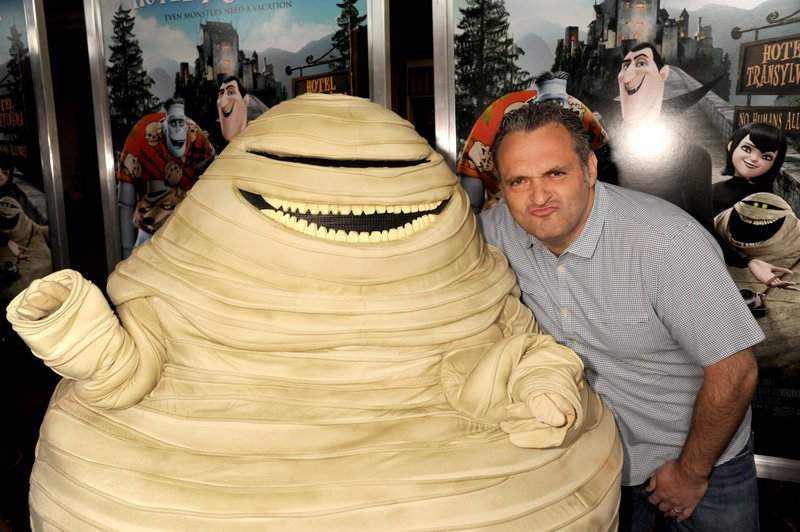 Genndy Tartakovsky Talks Hotel Transylvania 3, Iron Man 2 & More!