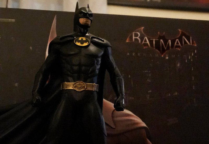 CS Unboxed: Iron Studios Batman 89 Arkham Knight Statue