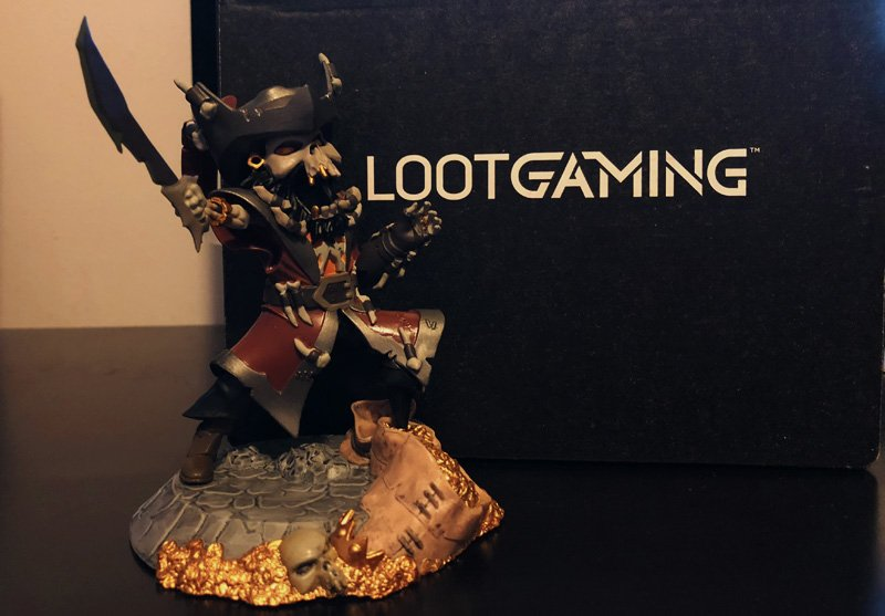 April LootGaming Unboxing Gallery with Sea of Thieves & More!