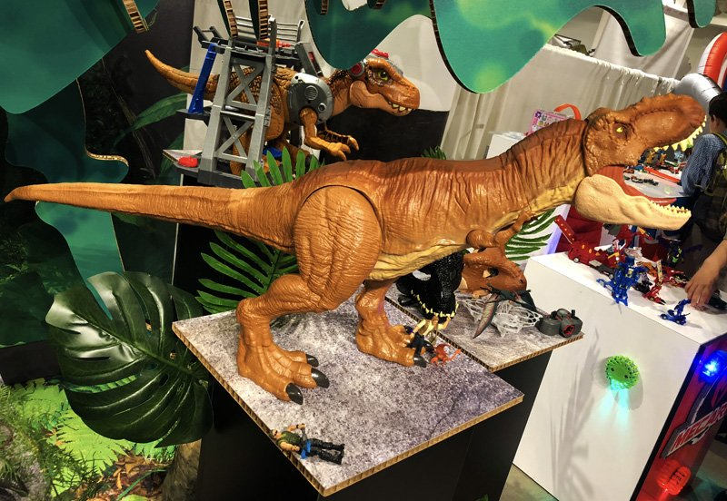 TTPM Spring Showcase Gallery With Jurassic World, Solo, Incredibles & More!