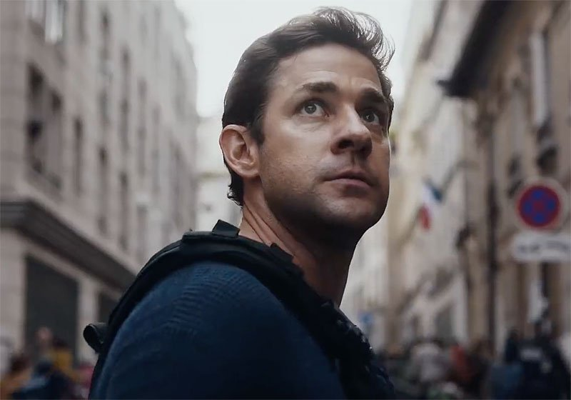 Amazon Renews John Krasinski's 'Jack Ryan' for Season 2 Months Before Premiere