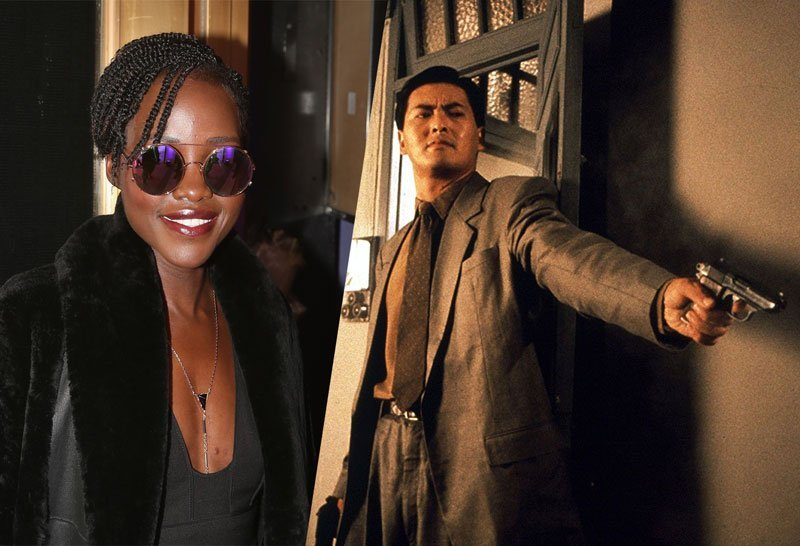 John Woo's The Killer Remake Eyes Lupita Nyong'o to Star