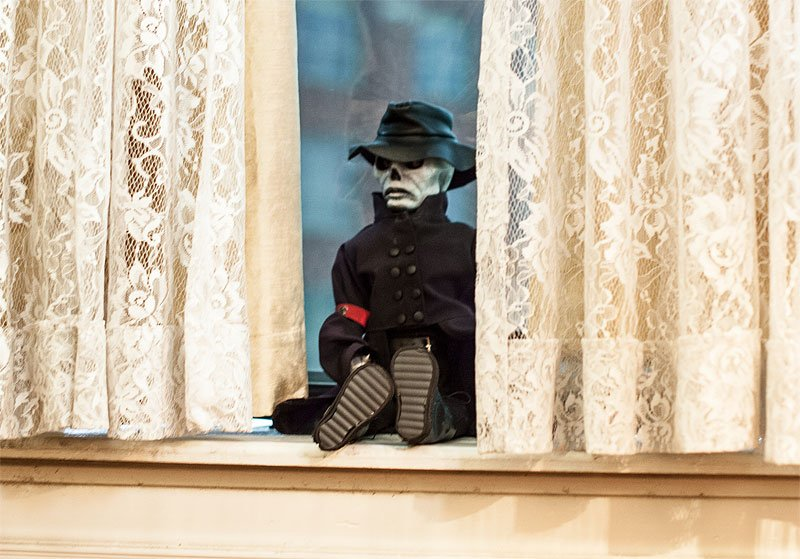 Puppet Master: The Littlest Reich Photos from the Horror Reboot