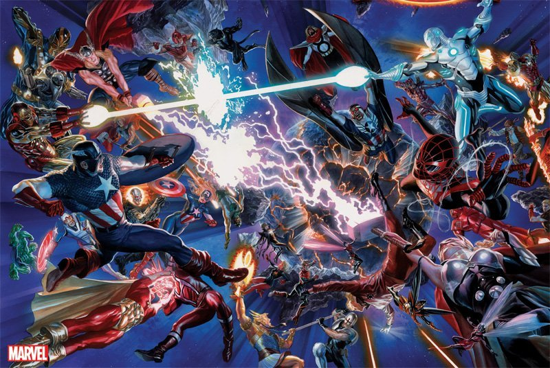 Russo Brothers Tease Secret Wars as MCU Phase 4 Possibility