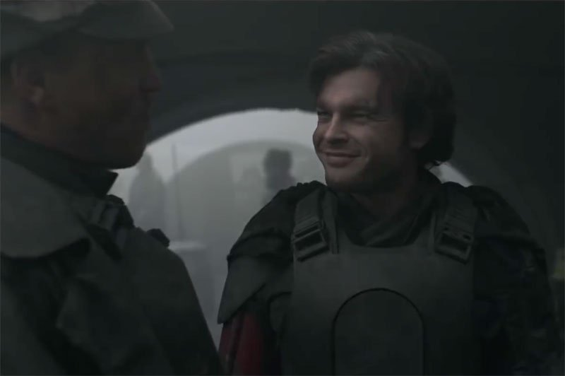 New Solo Featurette Shows Han Behind Enemy Lines