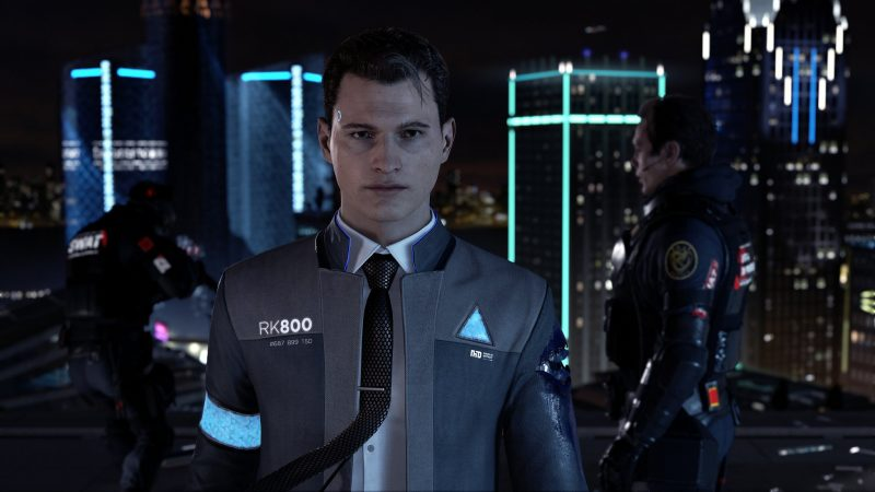 Detroit: Become Human Showcases Alexa in Demo Teaser