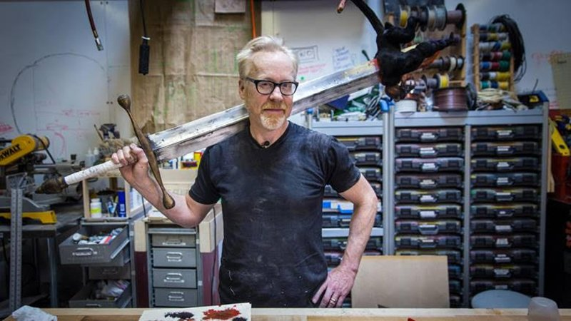 Adam Savage Returns to Host MythBusters Jr on Science Channel!