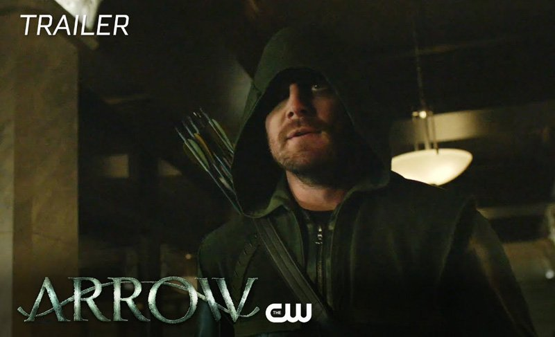 It's Time to Fly Solo in the Promo for Arrow Episode 6.18