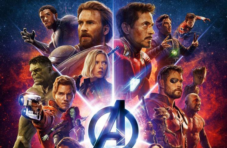 New Avengers: Infinity War IMAX Poster Revealed