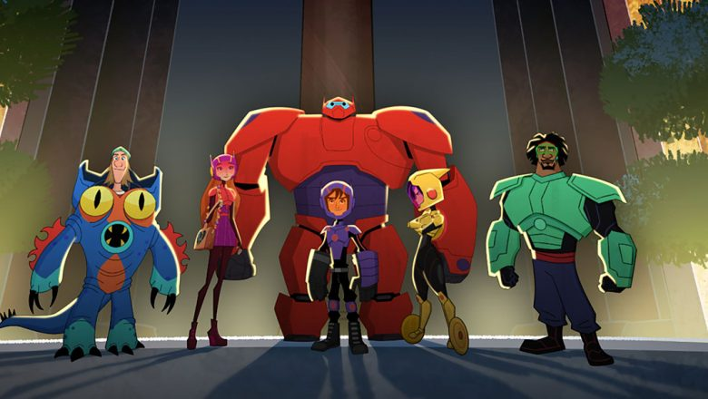 Big Hero 6: The Series Launching June 9 on Disney Channel!