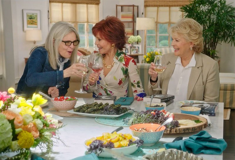Final Book Club Trailer Promises Granny Romance Galore